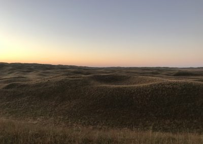 A picture can't fully capture the beauty of the Sandhills of Nebraska